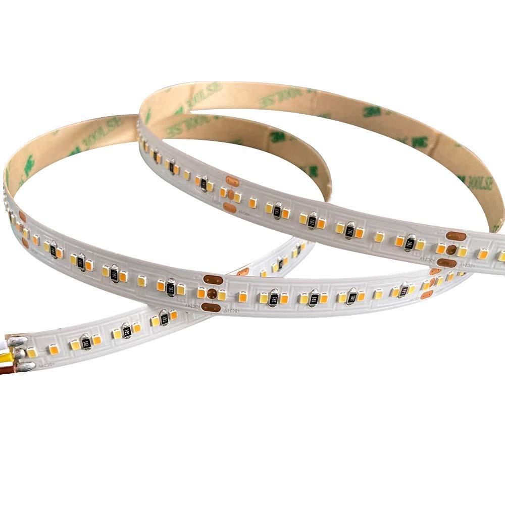Dual white 2216 LED strip   [180LED/M]-24V