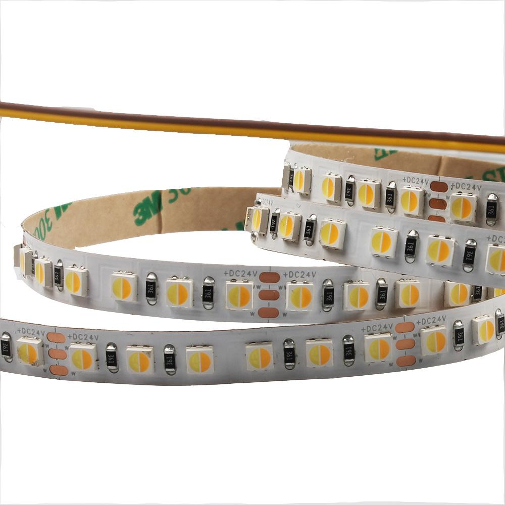 Dual white 3838 LED Strip [120LED/M]-24V